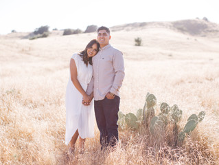 Brittney & Anthony - Coto De Caza, CA