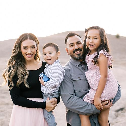 Vazquez Family 2018