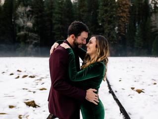 Lauren & Dillon - Yosemite Valley, CA