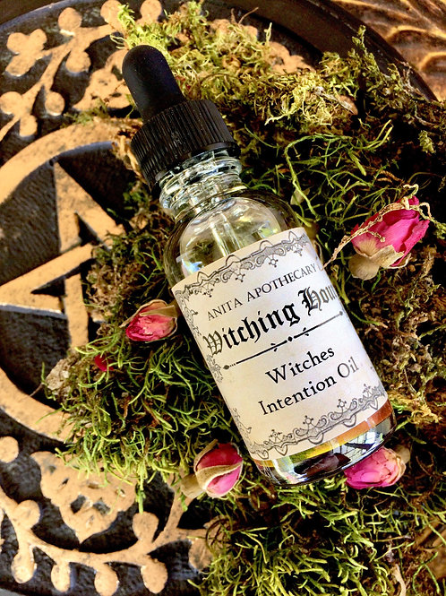 Witching Hour Intention Oil