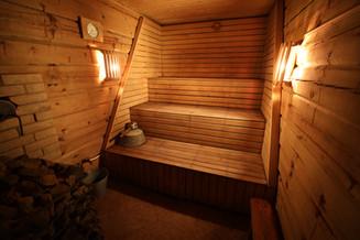 Antras namukas sauna