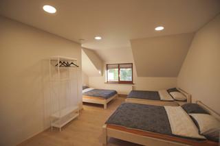 Antras aukštas  miegamasis 7 vietų