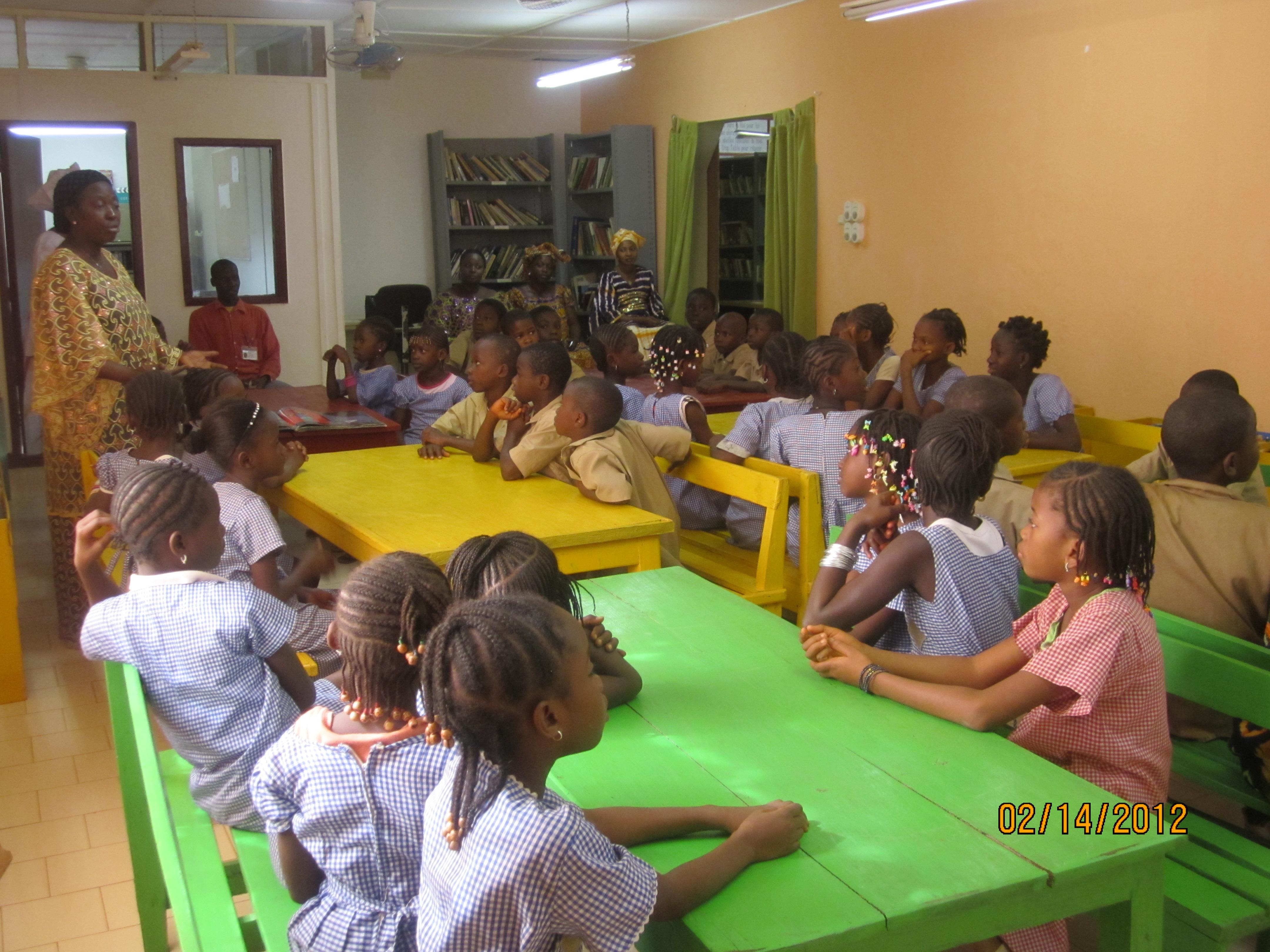 Centre de Loisirs pour les enfants