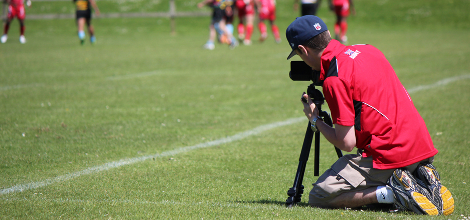 Filming with the British Army 7s