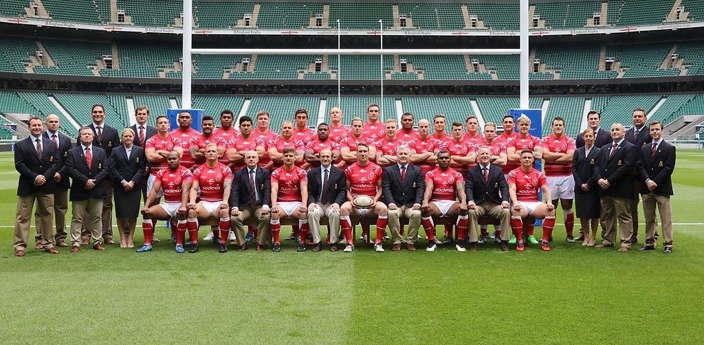 British Army Rugby Team 2017
