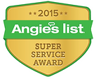 Artistic window cleaning 2015 Angie's List super service award