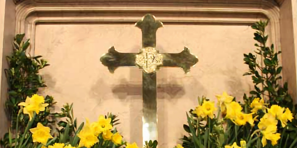 Easter Sunday Worship and Formation Events