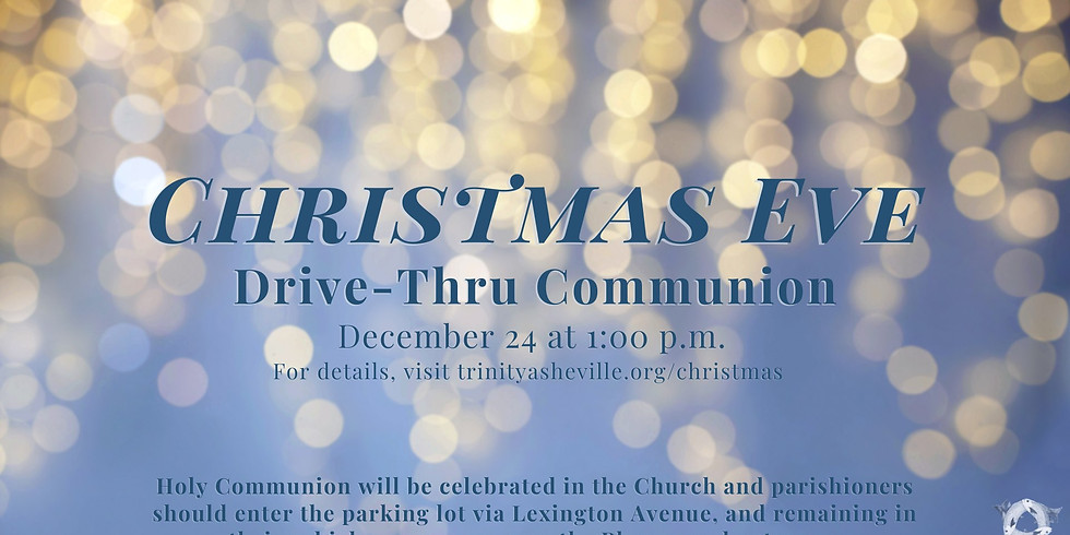 Drive Through Communion