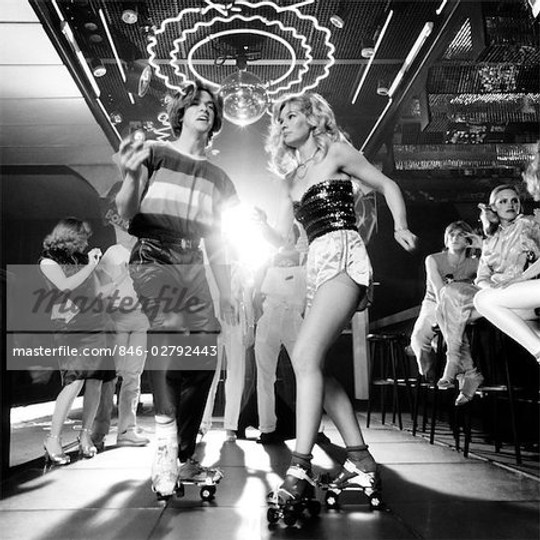 Saturday Night Fever at Dreamland Roller Disco at Industry City