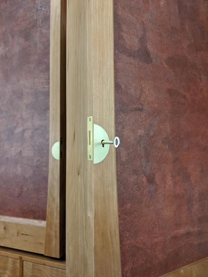Signature Tool Cabinet Detail