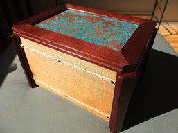 Box with Hidden Compartment
