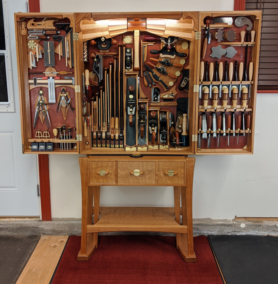 Signature Tool Cabinet
