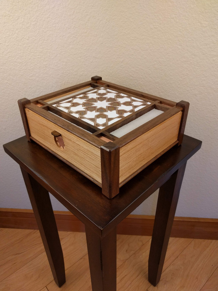 Alhambra Keepsake Box