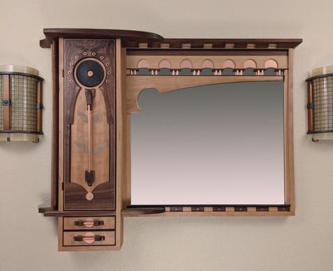 Wall Mirror/Cabinet