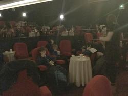Inside the Odyssey cinema