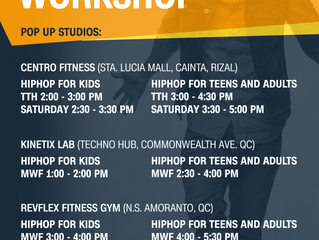 Pop Up Studio | ACTS Summer Workshops