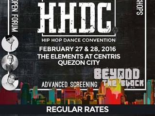 HIPHOP DANCE CONVENTION