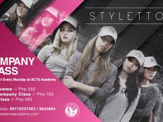 STYLETTOS Company Class