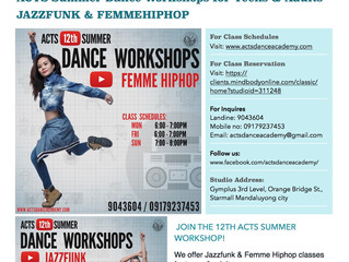 ACTS: Jazzfunk & Femme Hiphop