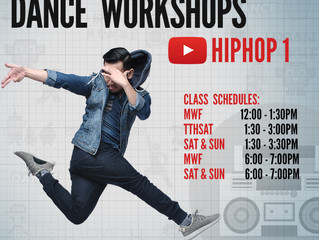 ACTS Summer Dance Workshop Hiphop for Teens and Adults