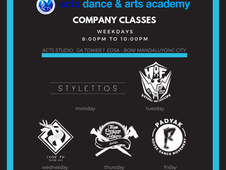 ACTS COMPANY CLASS