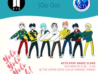 KPOP DANCE CLASS: GO GO BY BTS