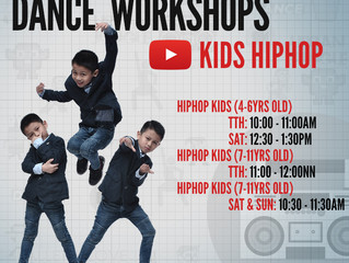 HIPHOP KIDS | ACTS SUMMER WORKSHOPS
