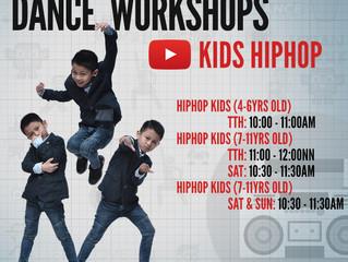 ACTS Summer Workshops for Kids
