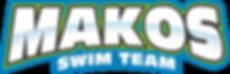Makos Swim Team Logotype.png