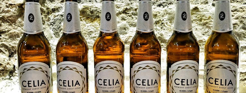 Cseh világos gluténmentes csomag - 6x0,5l üveg