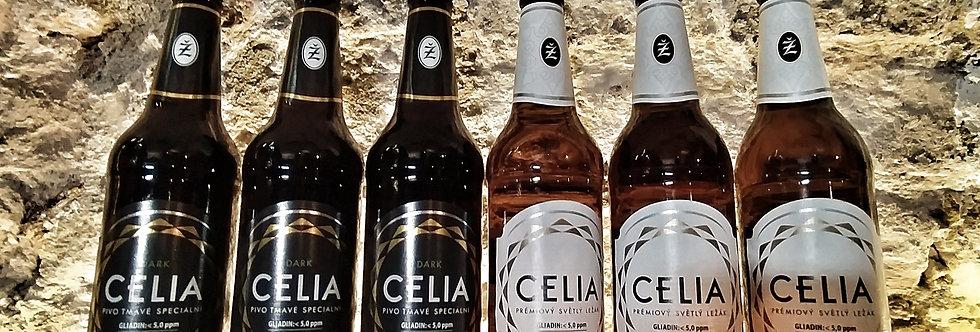 Cseh gluténmentes rigó csomag - 6x0,5l üveg