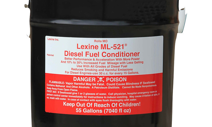 ML-521D (Diesel Fuel Conditioner)