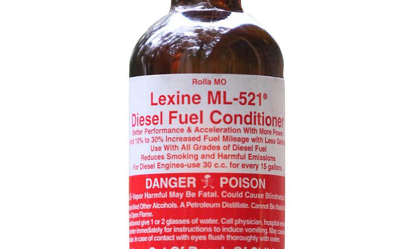 ML-521D (Diesel Fuel Conditioner)
