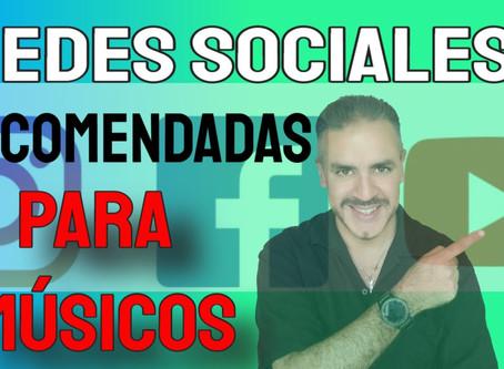 Video de formación #8: Redes sociales recomendadas para músicos