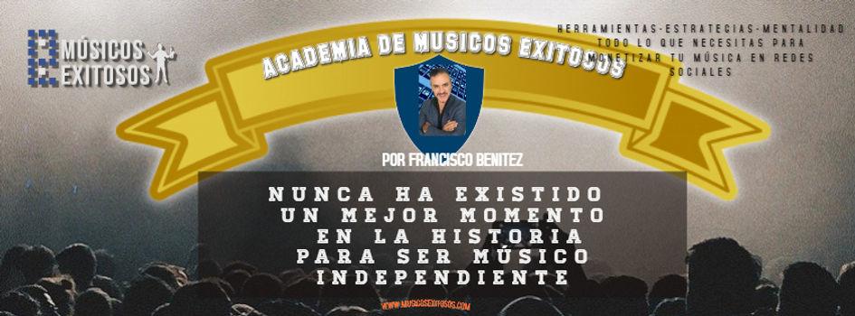 Copy of Copy of ACADEMIA DE MUSICOS EXIT