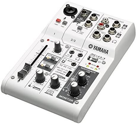 USB Mixer Yamaha