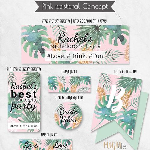 Pink Pastoral Concept