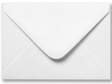 מעטפה לבן צחור