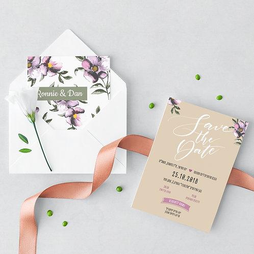 Cream&Flowers