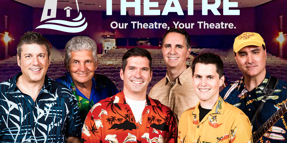 THE BEACH BUMS – THE ULTIMATE BEACH BOYS TRIBUTE SHOW