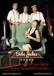 BebeJukes Flyer