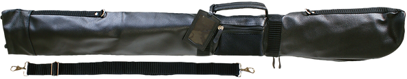 PVC竹刀袋 SF-40B PVC竹刀袋ショルダー付(黒)