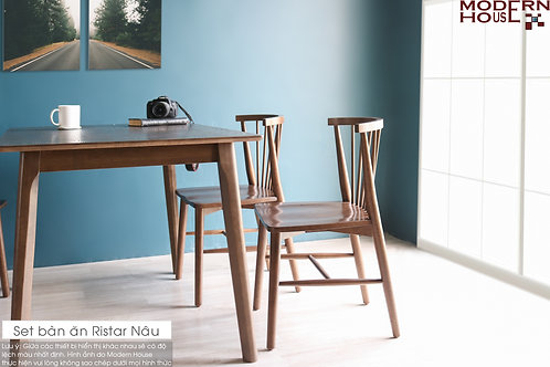 Ristar dinning table