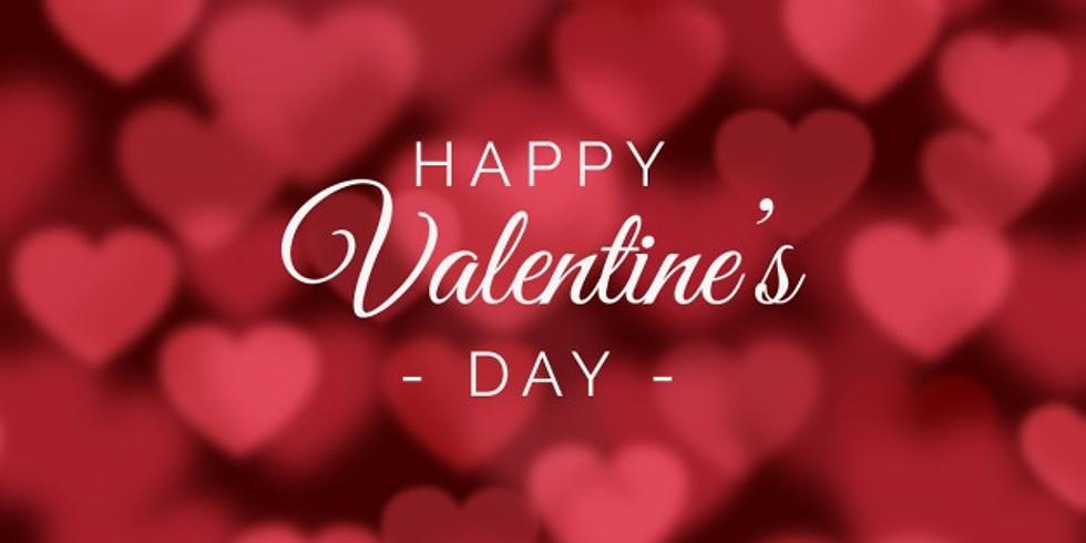 Valentins-Wochenende