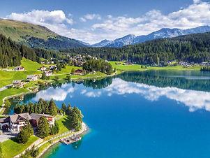 Davoser-See_Sommer_Blick-von-oben©Marcel