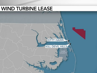 Feds to lease area off Outer Banks for commercial wind farm