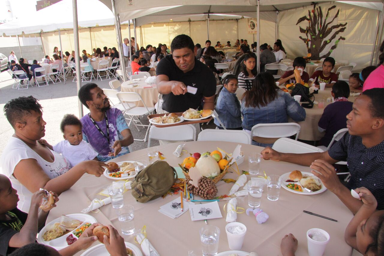 Pasadena Thanksgiving Share A Meal