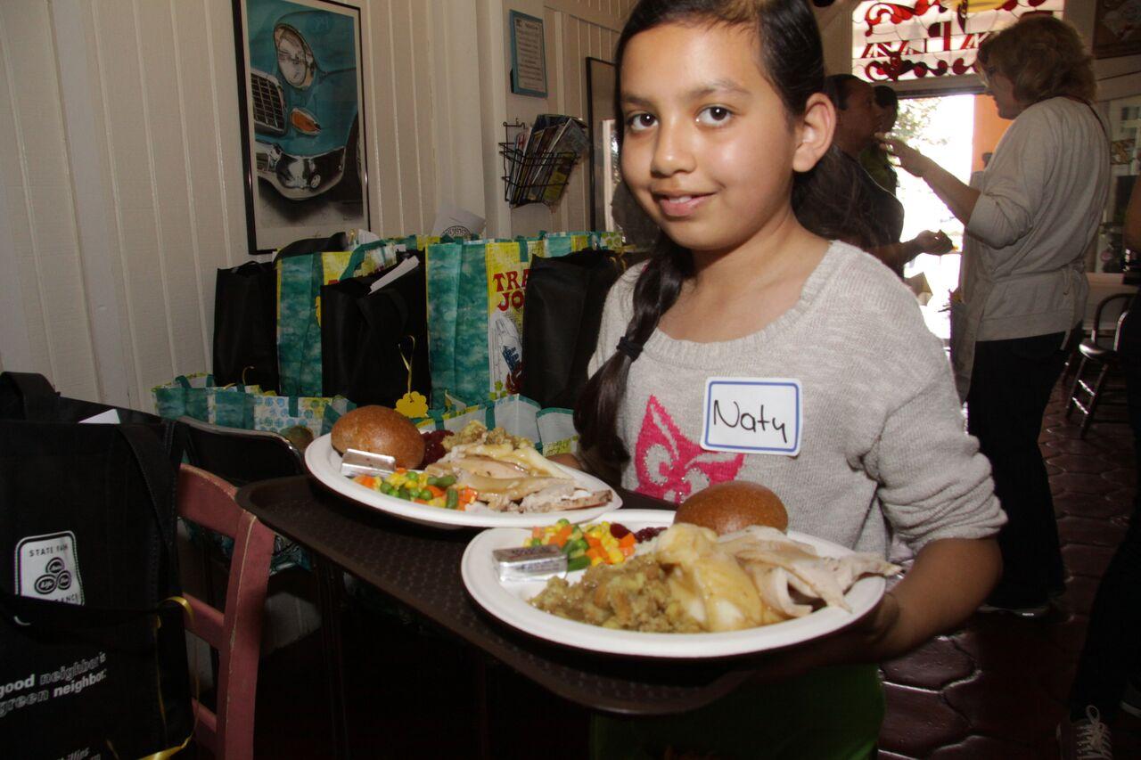 Pasadena Thanksgiving Share A Meal