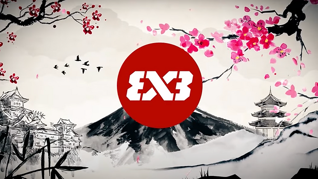 From the Streets to the Olympic Games!   FIBA 3x3 x Tokyo 2020
