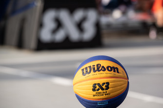 Wilson Basketball to Become the Official Game Ball of Hoop It Up